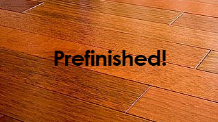 Prefinished Hardwood