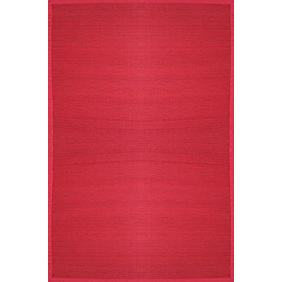 Anji Mountain Bamboo Rug, Co Villager Bamboo Rug 5 x 8 Crimson AMB0011-0058