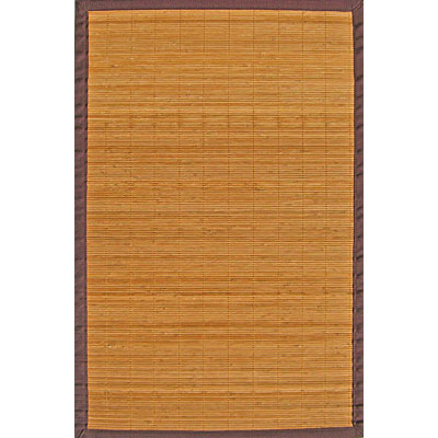 Anji Mountain Bamboo Rug, Co Villager Bamboo Rug 4 x 6 Natural AMB0010-0046