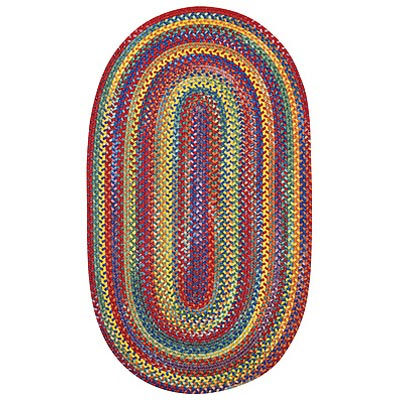 Capel Rugs American Legacy 9 ft round Primary Multi 0210_950