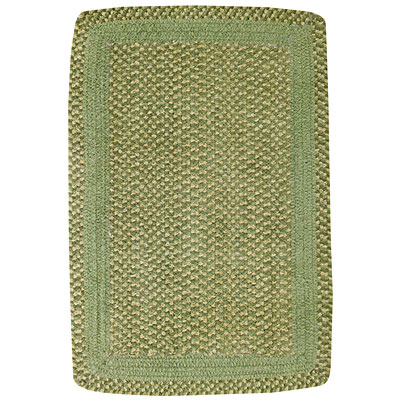 Capel Rugs Basketweave 7 x 9 Garden Green 0460_280