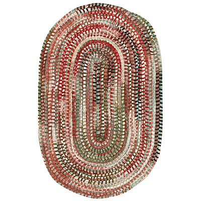 Capel Rugs Capel Knit 3 ft round Garnet 0362_500