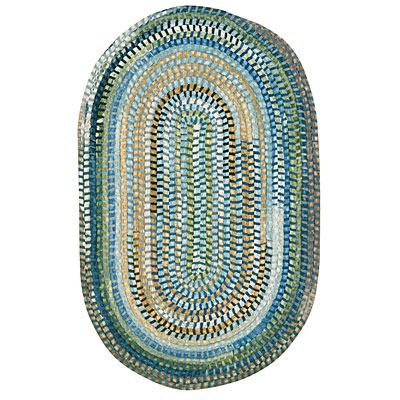Capel Rugs Capel Knit 2x3 oval Sapphire 0362_400