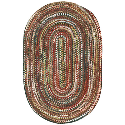 Capel Rugs Capel Knit 5 ft round Topaz 0362_700