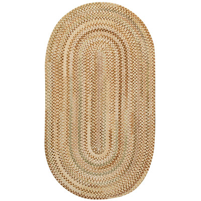 Capel Rugs Earthright 11 x 14 oval Almond 0427_600