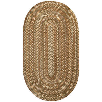 Capel Rugs Earthright 3 x 5 oval Ceder 0427_200