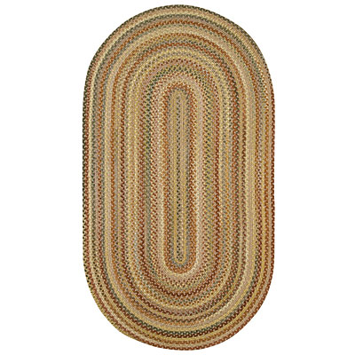 Capel Rugs Generations 5 x 8 oval Tea 0364_625