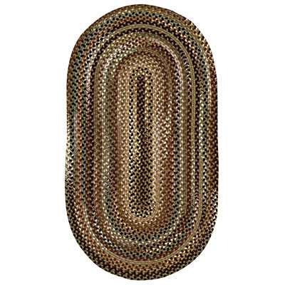 Capel Rugs Gramercy 5 x 8 oval Sage 0070_200