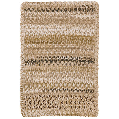 Capel Rugs Grand-Le-Fleur 11 x 14 oval Birch 0425_625