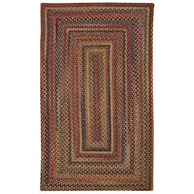Capel Rugs Granville 8 x 11 oval Antique Multi 0468_900