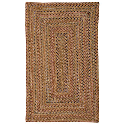 Capel Rugs Granville 5 x 8 Goldenrod 0468_100