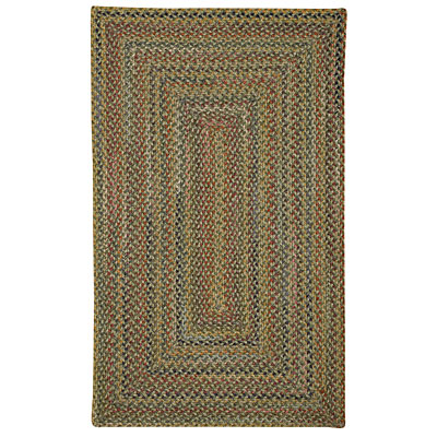 Capel Rugs Granville 5 x 8 oval Meadow 0468_225