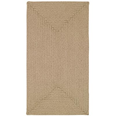 Capel Rugs Heathered 7 x 9 Beige 0050 700