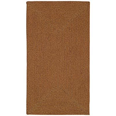 Capel Rugs Heathered 7 x 9 Camel 0050 725