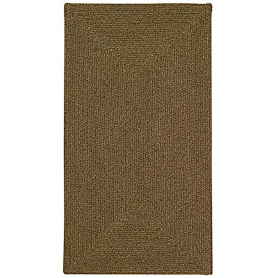 Capel Rugs Heathered 7 x 9 Khaki 0050 275