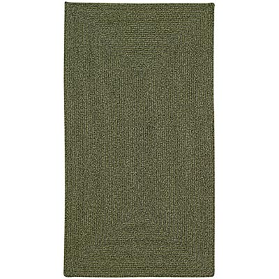 Capel Rugs Heathered 7 x 9 Sage 0050 200