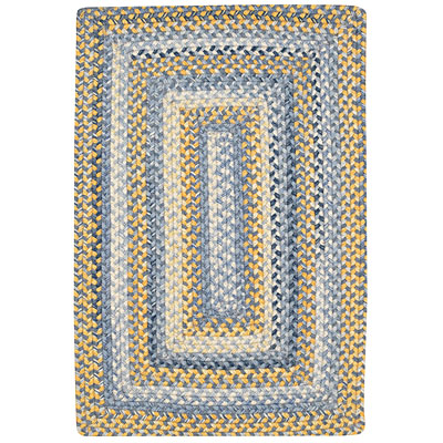 Cinnamon Jute Braided Rug - The Country Porch: Window Curtains