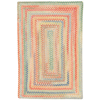 Capel Rugs Shadowbox Juliette 2 x 4 Buttercup 0800_151