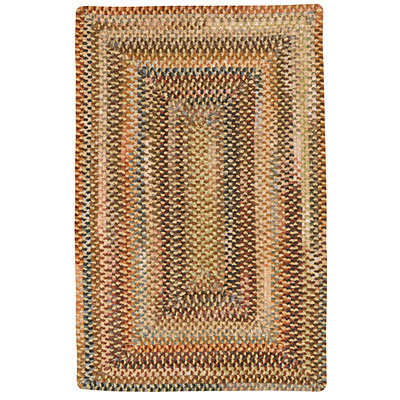Capel Rugs Shadowbox Juliette 8 x 11 Honey 0800_150