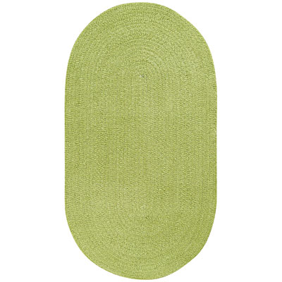 Capel Rugs Solo 7 x 9 Oval Leaf 0806_200
