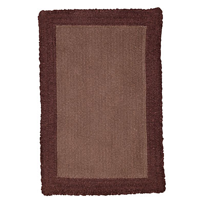 Capel Rugs Transitions 2 x 3 Coffee Bean 0446_750