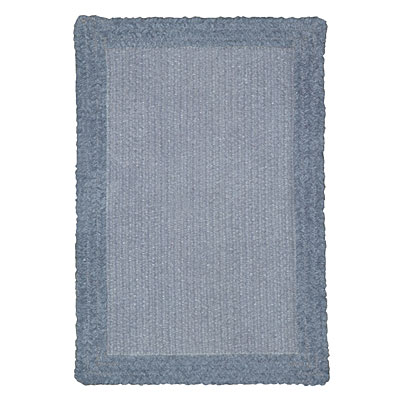 Capel Rugs Transitions 2 x 3 Harlequin Blue 0446_425