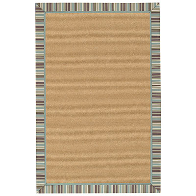 Capel Rugs Lakeview 7 x 9 Aqua 2526_400