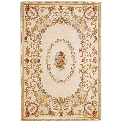 Capel Rugs Festival of Flowers 5 x 8 Magnolia 6960_650