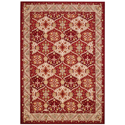 Capel Rugs Festival of Flowers 5 x 8 Veietian Red 6960_550