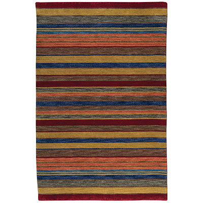 Capel Rugs Rainbows 5 x 8 Topaz 2174_100