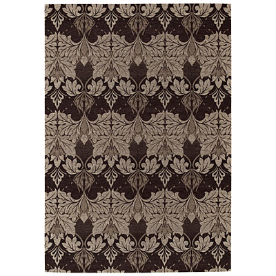 Capel Rugs Sweet William 6 x 9 Charoal 6955_325
