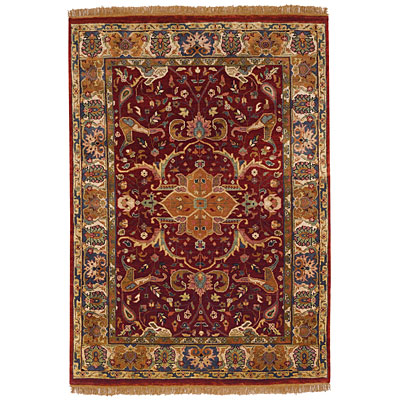 Capel Rugs Babylon - Kirman 8 x 10 Red 1102_550