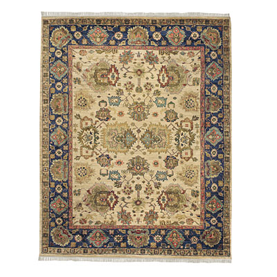 Capel Rugs Babylon - Meshed 2 x 3 PastelLinen 1100_700