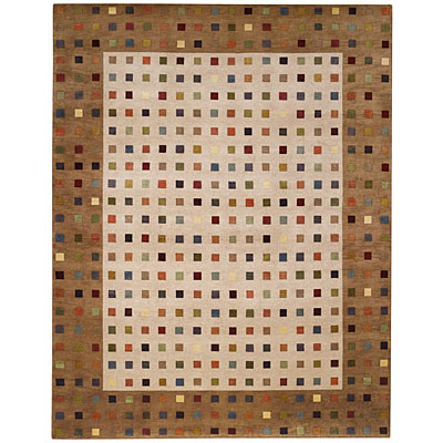 Capel Rugs Crystalle - Chips 7 x 9 Oats 1610_700