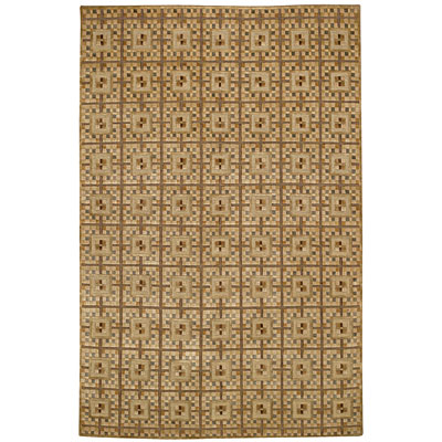 Capel Rugs Crystalle - Terazzo 7 x 9 Harvest 1616_750