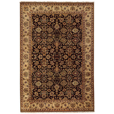 Capel Rugs Heirlooms - Agra 9 x 12 BlackCream 1091_350