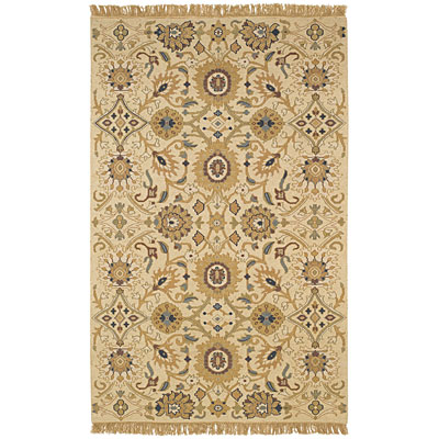 Capel Rugs Indienne - Mahal 3 x 6 Ivory 1644_600