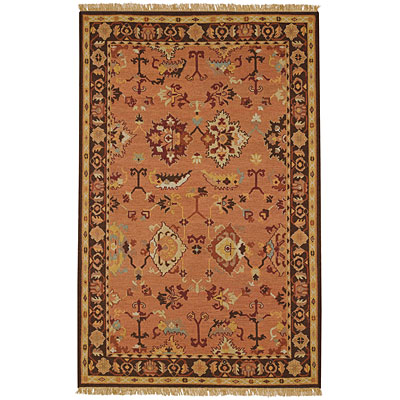 Capel Rugs Indienne - Oushak 5 x 9 Coral 1642_850