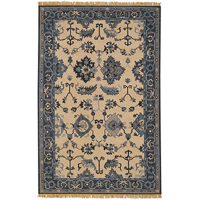 Capel Rugs Indienne - Oushak 5 x 9 Delft 1642_400