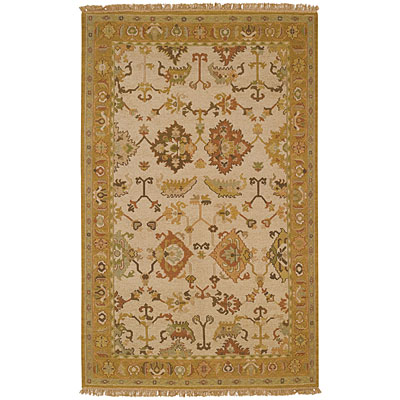 Capel Rugs Indienne - Oushak 5 x 9 Honey 1642_100