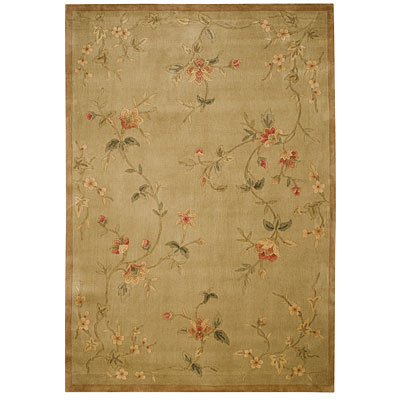 Capel Rugs Nepal Passage II 4 x 6 LightGreen 9270_210