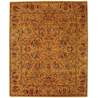 Capel Rugs Panama Orchids 8x9 Honey 1770_175