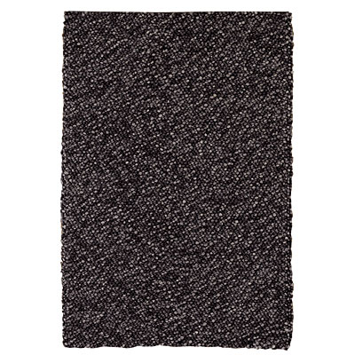 Capel Rugs Pebbles 8x11 Charcoal 1921_ 325