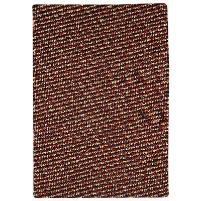 Capel Rugs Pebbles 7x9 Cranberry 1921_575