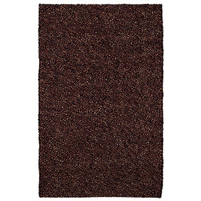 Capel Rugs Pebbles 8x11 Chocolate 1921_775
