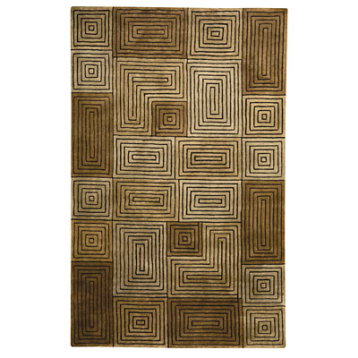 Capel Rugs Andes 7 x 9 Bronze 3854_100