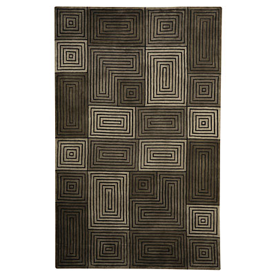Capel Rugs Andes 5 x 8 Pewter 3854_300