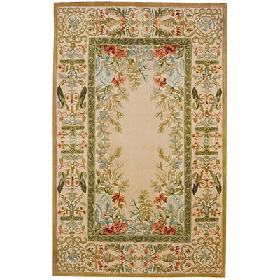 Capel Rugs Antoinette 6 x 9 Champagne 2510_600