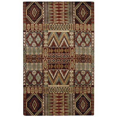 Capel Rugs Great Plains 7 x 9 Sandstone 3055_700