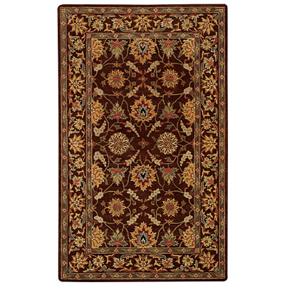 Capel Rugs Jahan 5 x 8 Coffee 9035_700